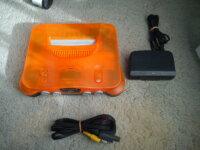 Vends console NTSC Nintendo 64 Daiei Hawks 1