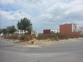 Terrain villa 243 m2 sur Oulfa