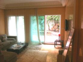 Appartement meublé 130 m² à Bd Socrat Maarif