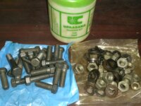 Chassis Nut Bolt Complete Kit 3