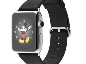 A vendre: Apple Watch Apple Watch 42mm Stainless S