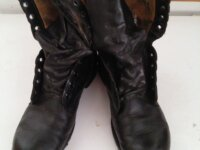 Combat boots 1