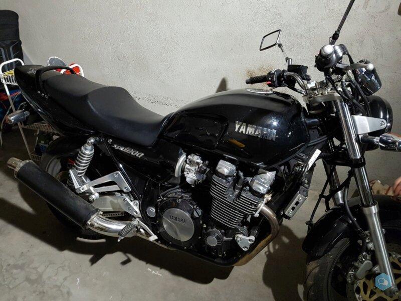 xjr 1200 vendre petites annonces auto moto vernier. Black Bedroom Furniture Sets. Home Design Ideas