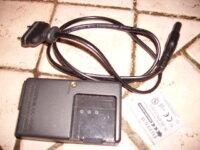 Alimentatore  batteria fotocamera  Fujifilm 1