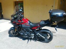 Yamaha MT 09 Tracer 06/2016  ttes options.