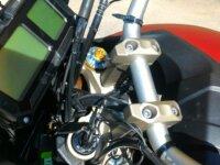 Yamaha MT 09 Tracer 06/2016  ttes options. 6