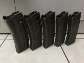 [VDS] Lot 5 chargeurs M4 GBBR