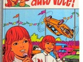 Les aventures des jumelles, auto vole