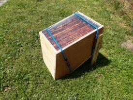 Cerificateur solaire pour cadres de ruches dadant