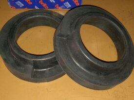 Suspension Coil Spring Pads Complete Kit