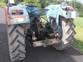 Tracteur VEVEY