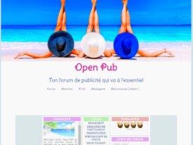 Open Pub cherche un évaluateur