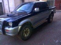Vendo Mitsubishi L200 4x gls mod 2000 1