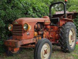 Vends Tracteur Renault D22 1959