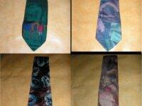 Cravates a 1€/piece 1