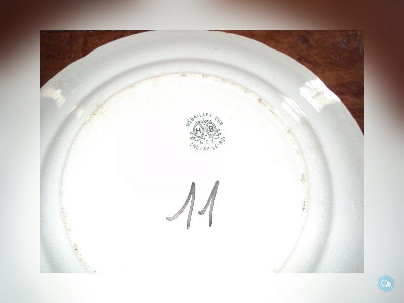 assiette humoristique 2