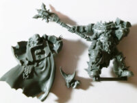 vendo lotto miniature 40k Dark Vengeance - Chaos 3