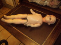 bébé marcheur en composition a restaurer 1