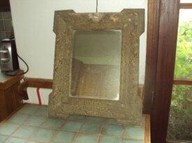 petit miroir a restaurer