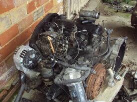 moteur de passat 1999