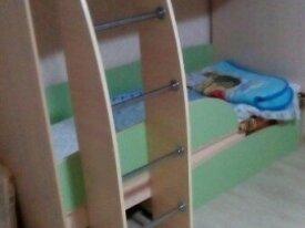 Продаю двухярусную кровать