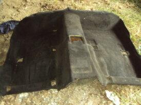 moquettes de mercedes classe c , w202