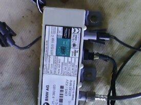 Boitier électronique BMW e39 téléphone