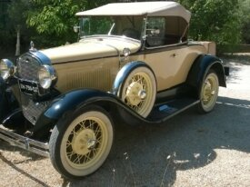 FORD A Roadster deluxe 1931