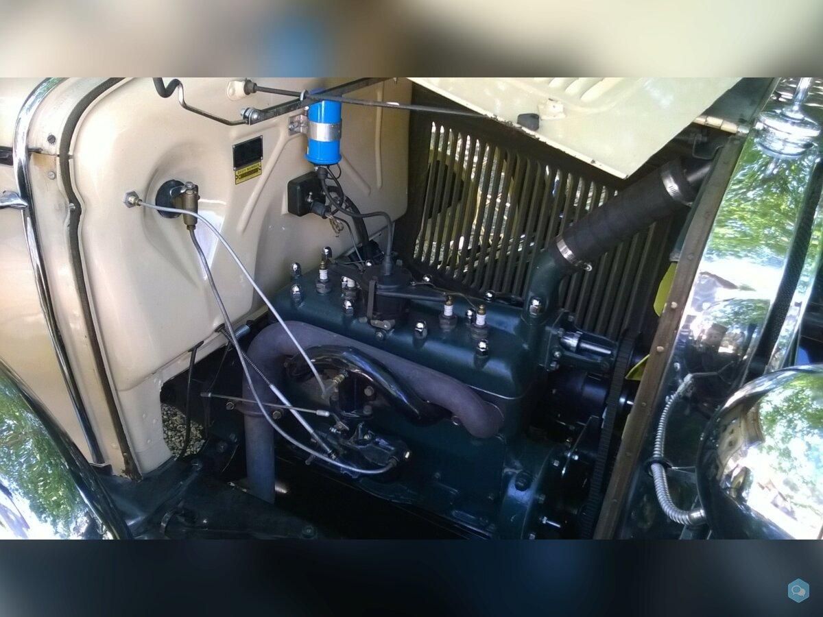 ford a roadster deluxe 1931 petites annonces gazoline aix en provence. Black Bedroom Furniture Sets. Home Design Ideas