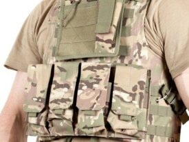 Чехол бронежилета FSBE