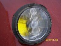 optique de phare opel ascona a droit et gauche 1