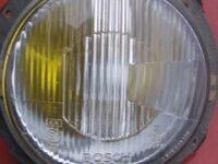 optique de phare opel ascona a droit et gauche 2