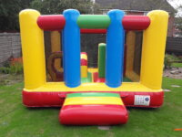 Bouncy castles  1