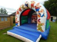 Bouncy castles  3