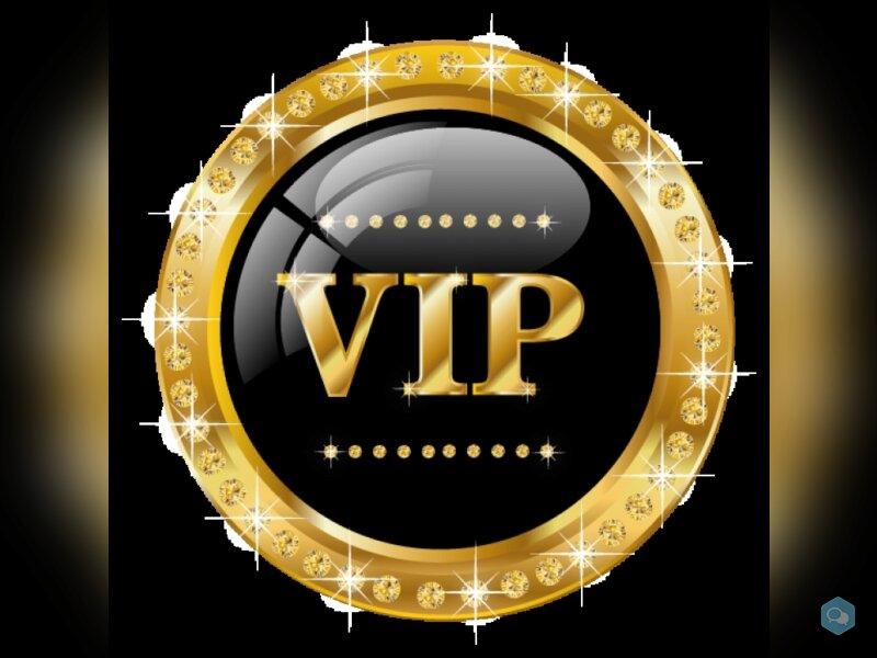 Pour le VIP 5€ 7