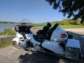 Vends Goldwing 1800 DeLuxe