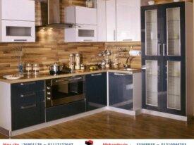مطبخ بى فى سى –انواع مطابخ خشب للاتصال 01210044703