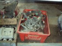 pieces intérieur moteur de kawasaki 600 zzr 2