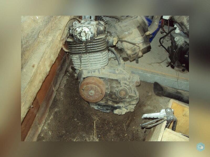 moteur de suzuki 370 sp 1