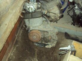 moteur de suzuki 370 sp