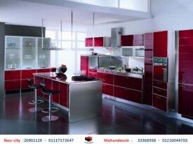 شركة مطبخ – سعر مطابخ اكريليك للاتصال 01210044703