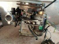 Blocco motore Yamaha 9,9-15 4T anno 82 in poi 200  4