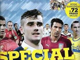 FRANCE-FOOTBALL-N-3657-31-MAI-2016-SPECIAL euro
