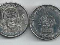 Football Médaille CANDELA 1999 1