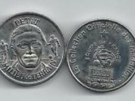 Football Médaille PETIT 1999