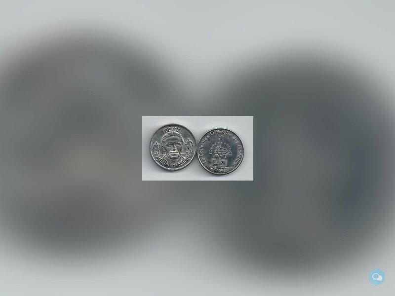 Football Médaille PETIT 1999 1