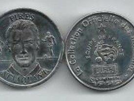 Football Médaille PIRES 1999