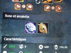 Build PvP Meta rodeur