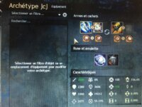 Build PvP Meta Guerrier  1