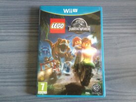 Lego Jurassic World (WiiU)